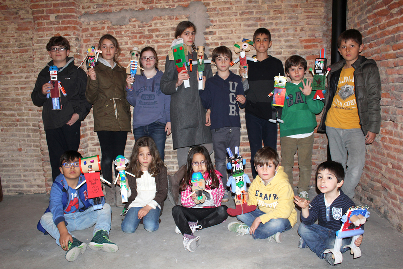 Microrobots en La Fiambrea-2015