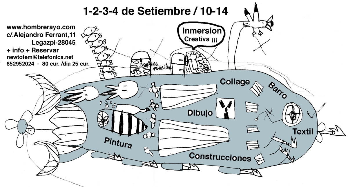 16-inmersion submarino