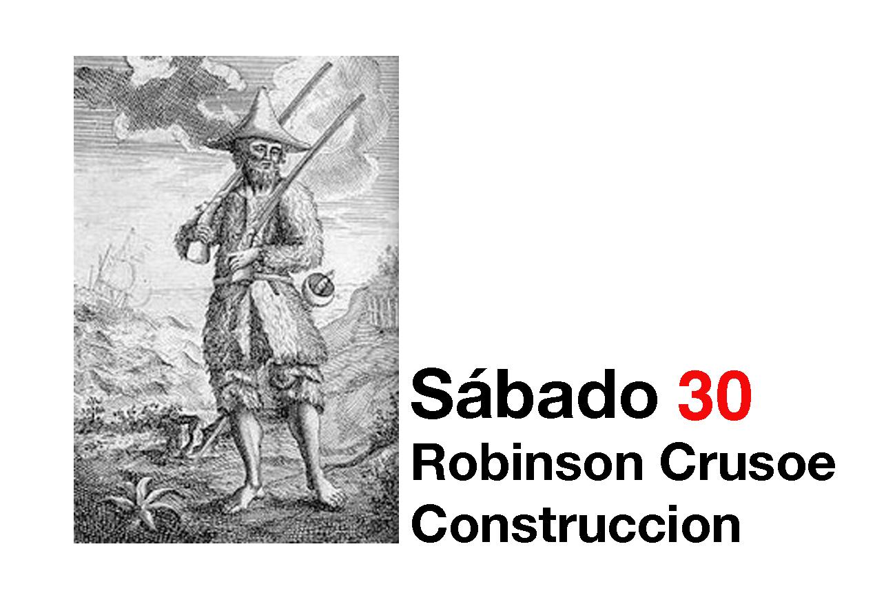 SABADO 30 -ROBINSON